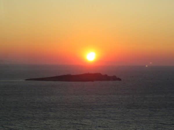 Dreaming of Greek Islands:Mykonos