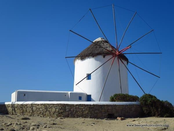 Exploring Mykonos:Greek Islands