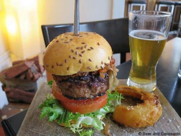 Yarra Valley Wagyu Burger Hargreaves Hill
