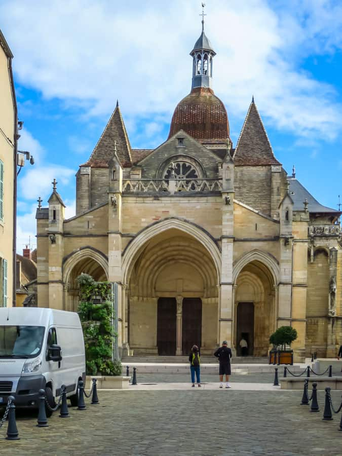 Notre Dame Collegiate Church beaune one of the best things to do in beaune