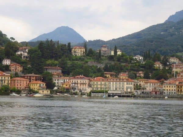 Menaggio and Varenna