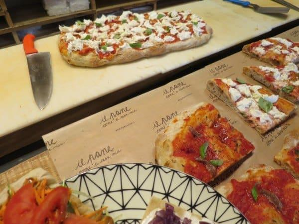Pizza made to order
