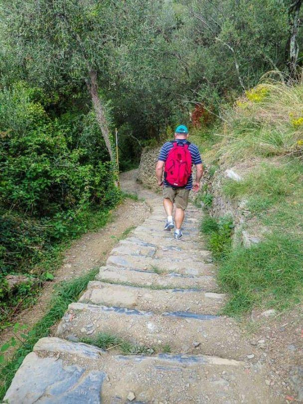 Walking the Cinque Terre Trails