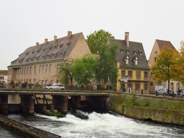 Strasbourg.Petite France