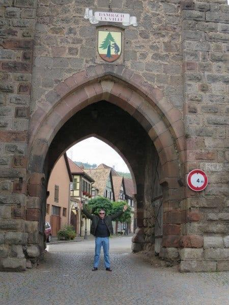 French Alsace