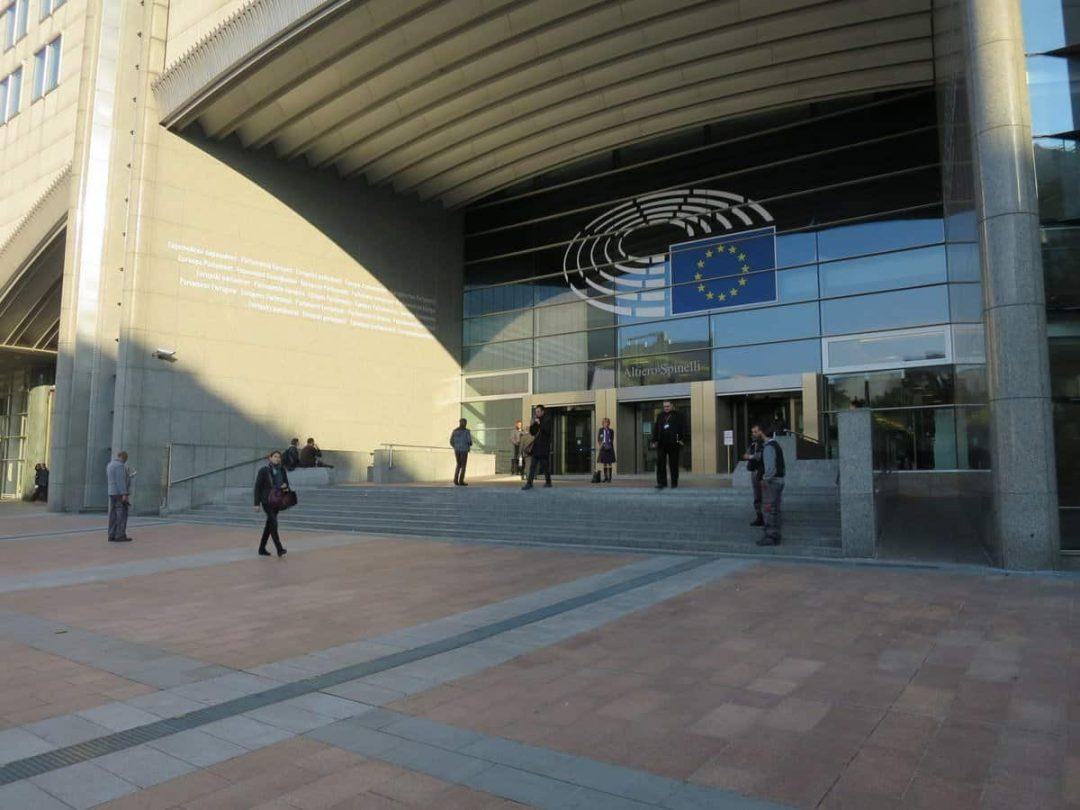 Eu 24 hours in Brussels