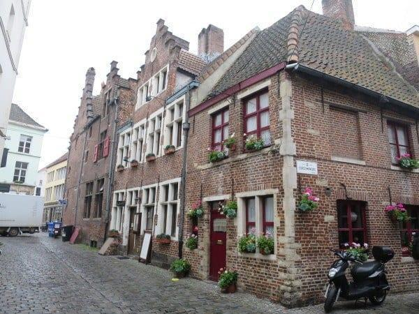 Ghent beguinage
