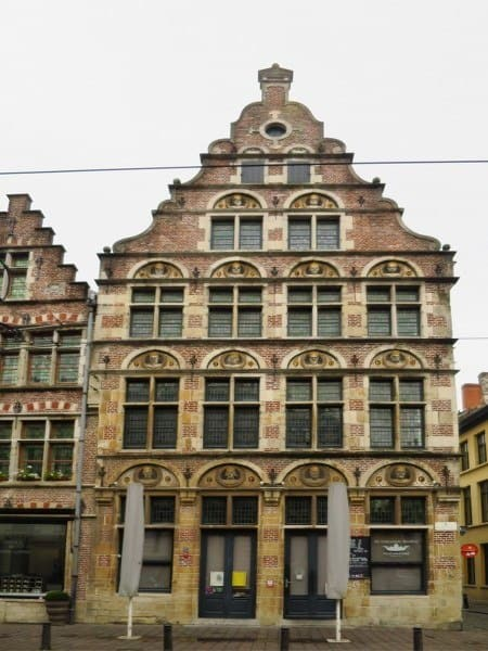 'De Gekroonde Hoofden' (The Crowned Heads) Ghent
