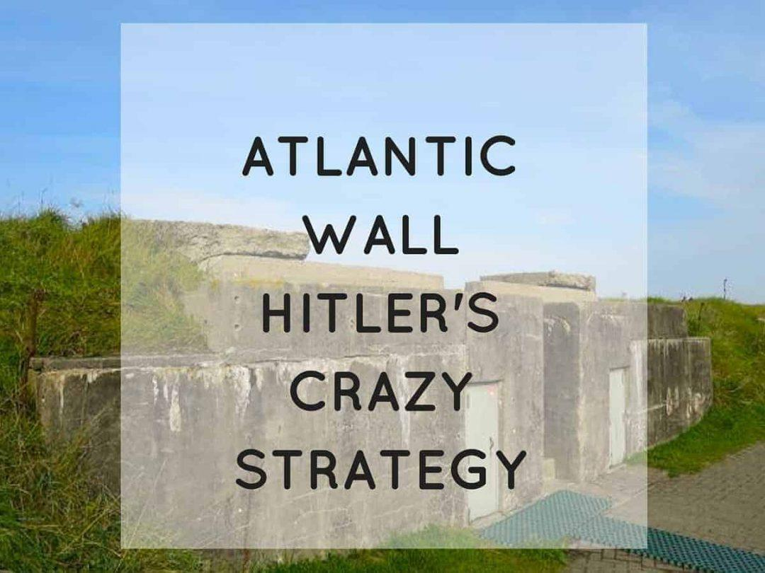 Atlantic Wall Belgium