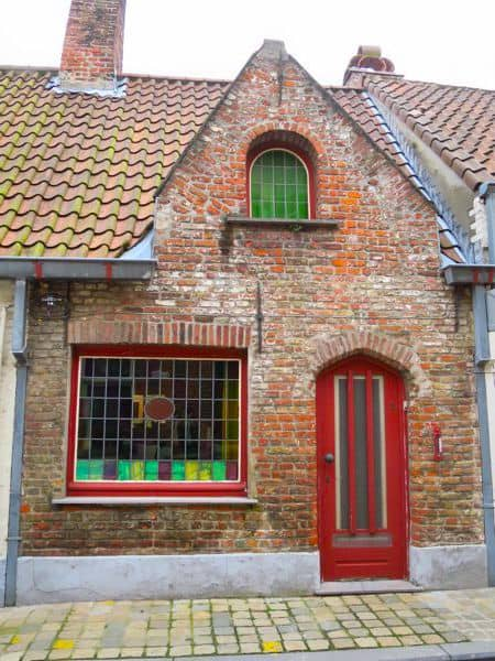 Houses of the Bruge Beguinage