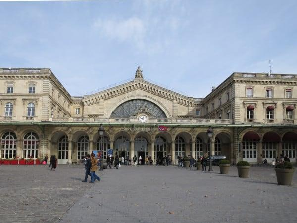 Gare d'lest train station