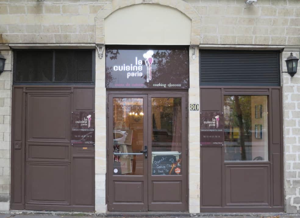 Cooking classes in Paris at La Cuisine Paris