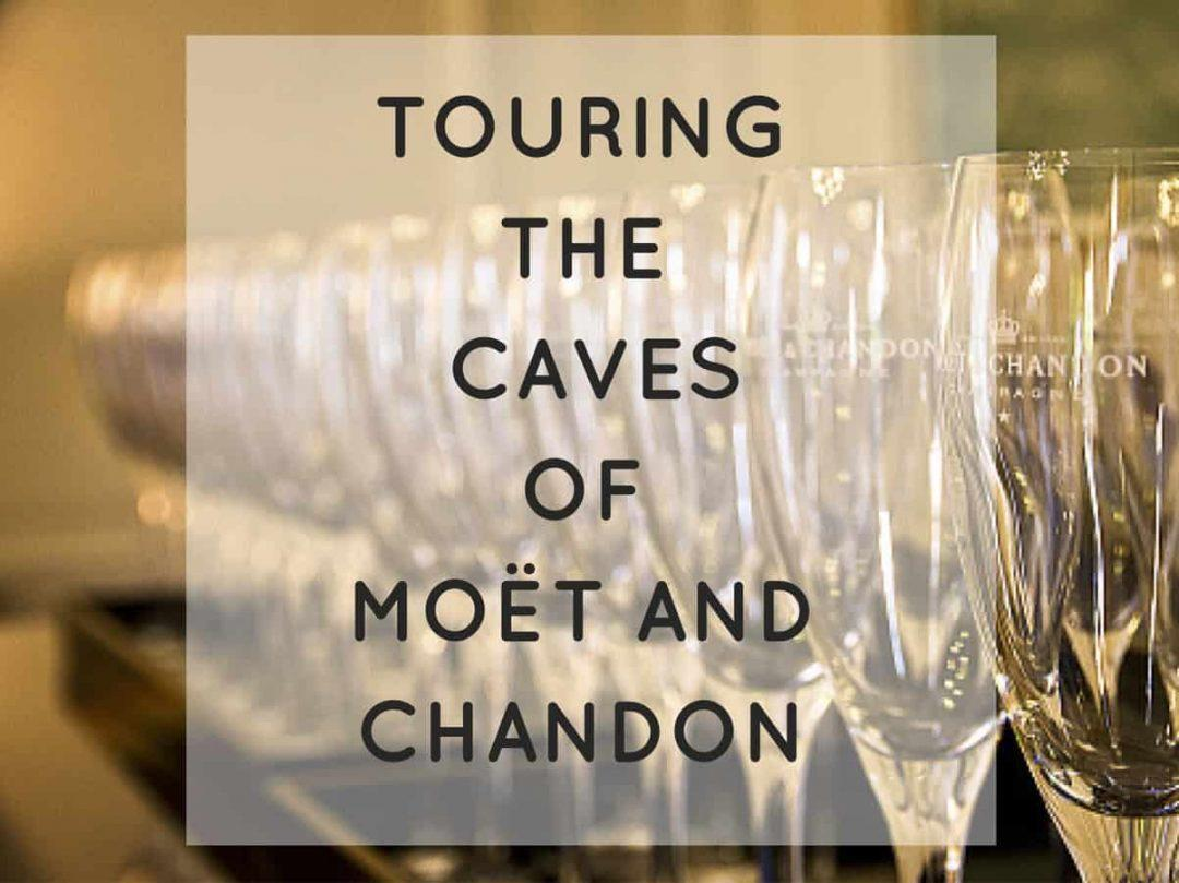 Moet and Chandon tours in Epernay