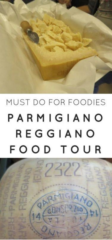 Fabulous parmigiano reggiano food tour in parma italy