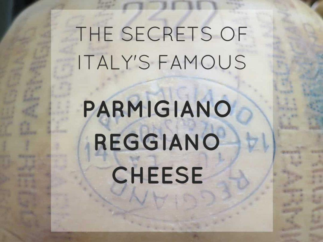 Doing a parmigiano reggiano food tour in parma italy