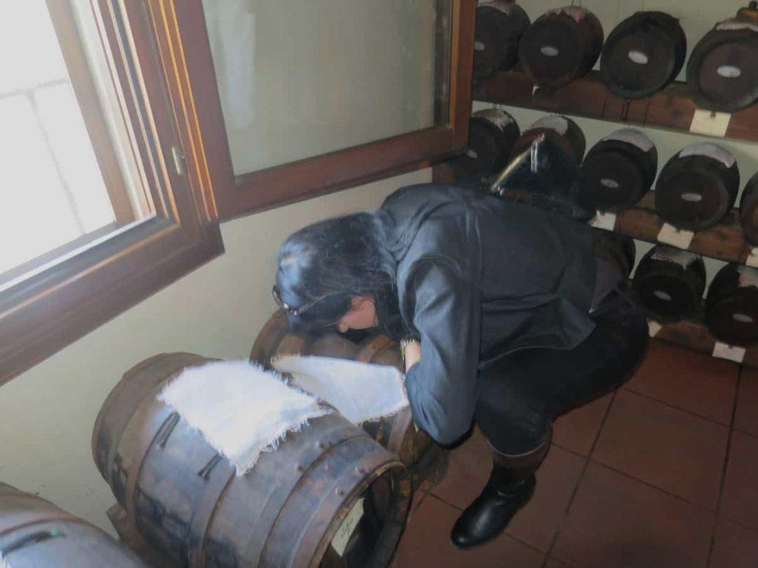 Modena Balsamic Vinegar Tour in Italy - a must do for foodies