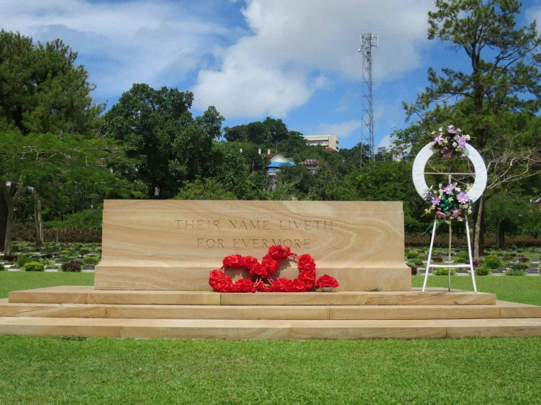 Ambon War Cemetery - one of four interesting cities in Indonesia