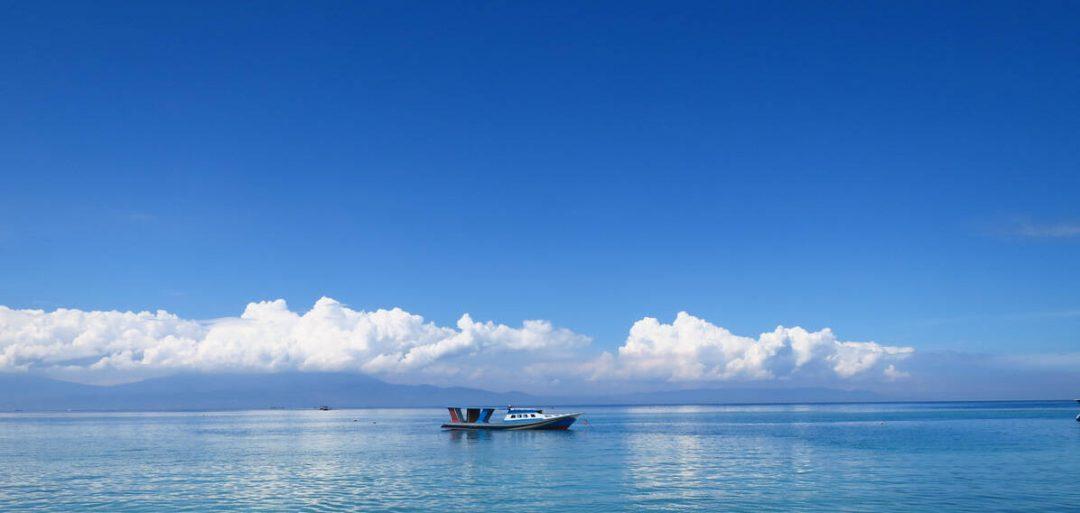 Heading to Bunaken Island