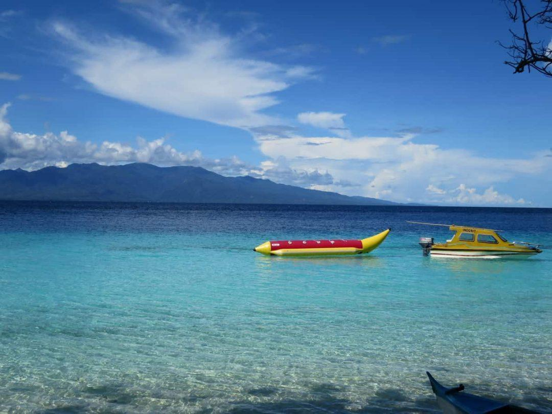 Liang Beach Maluka Islands Ambon Indonesia- one of four interesting cities in Indonesia