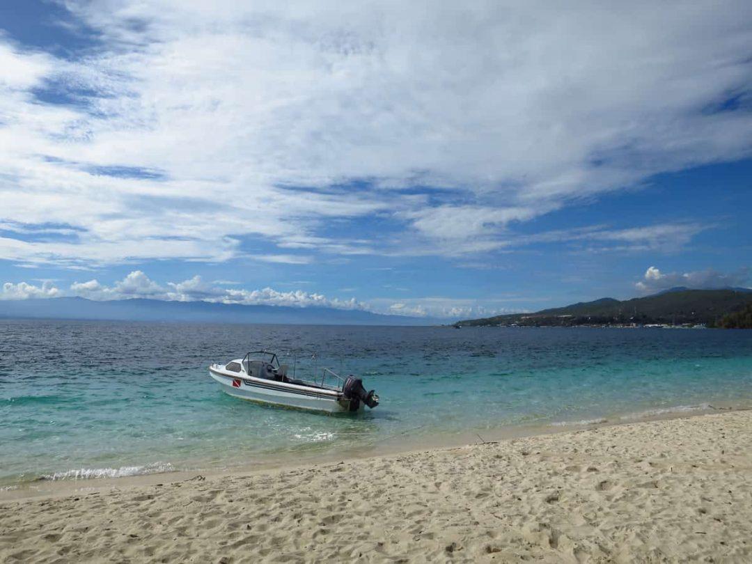 Tanjung Karang Beach Indonesia