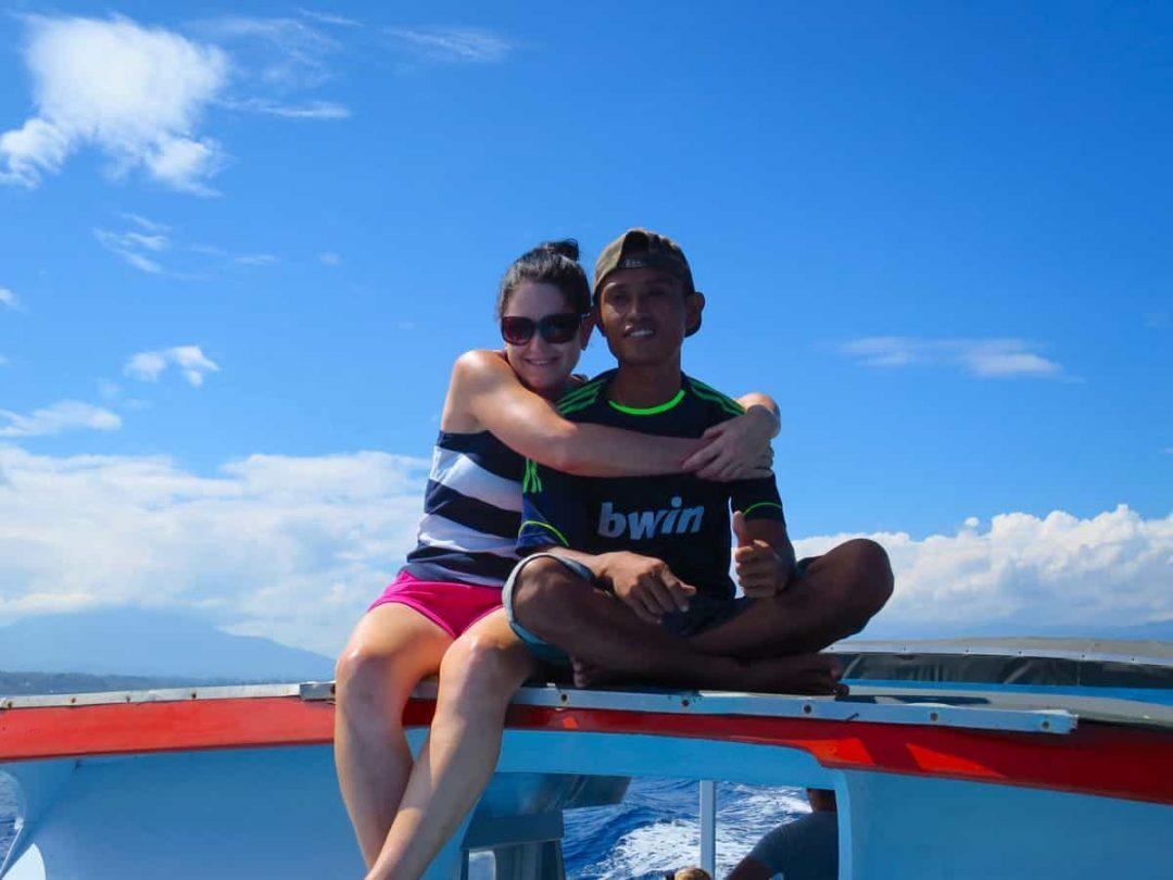Heading to Bunaken Island - a day trip in Northern Sulawesi