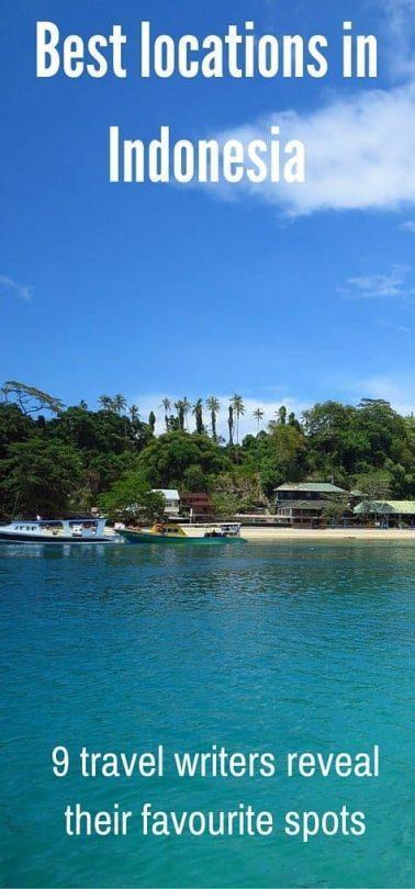 best destinations in indonesia 2016 Bunaken Island