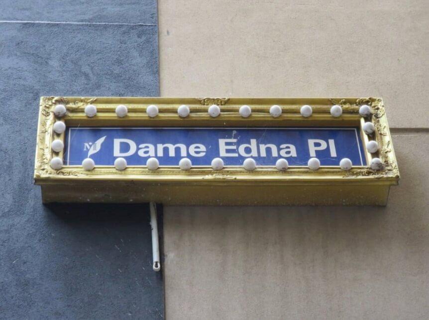 dame edna place melbourne