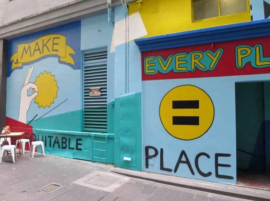 equitable place melbourne