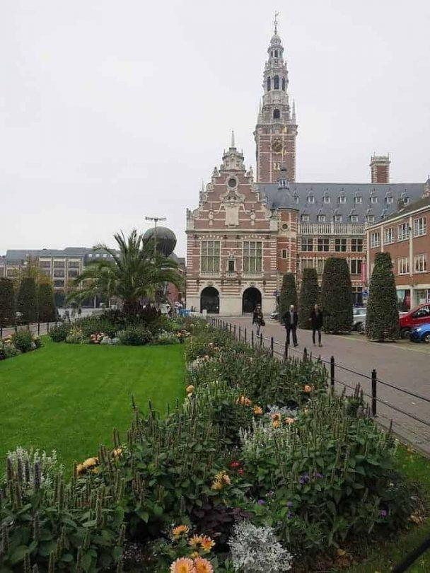 Leuven - top 5 beautiful cities in Belgium