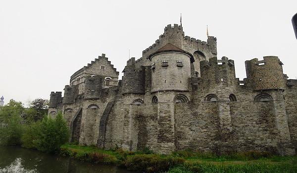 Gravensteen Castle Ghent