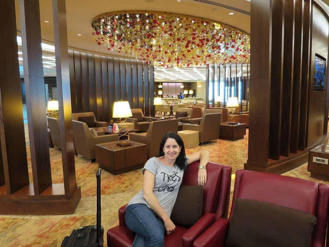 Bars - Emirates First Class Lounge Dubai