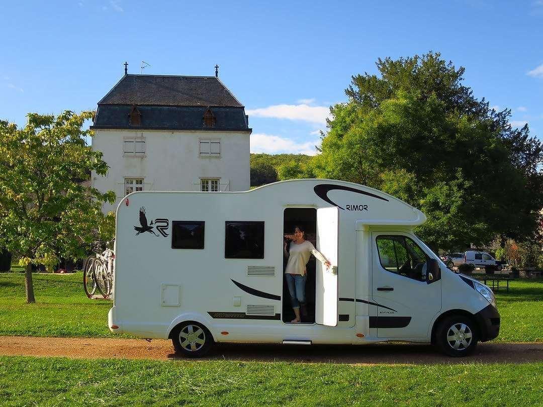 France Passion campsites in France Premmy Priseaux
