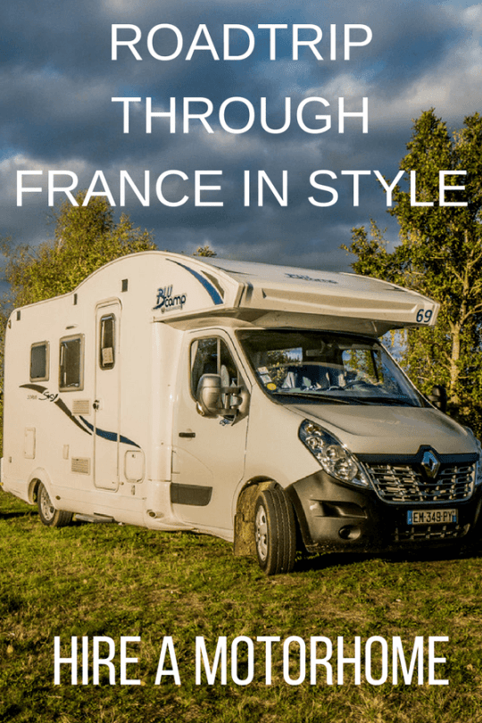 BEST MOTORHOME COMPANY IN FRANCE