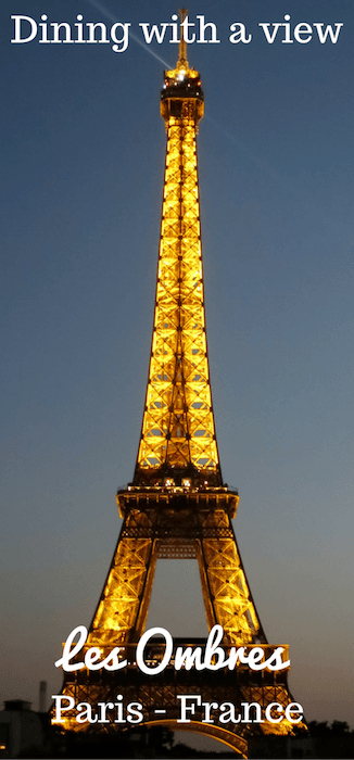 best views in Paris of the Eiffel Tower