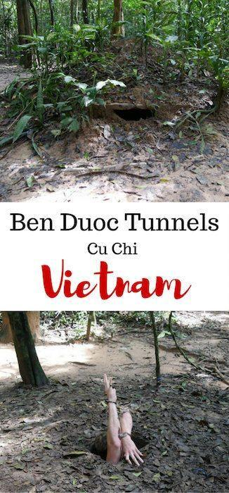 why you shouldn't miss the cu chi tunnels