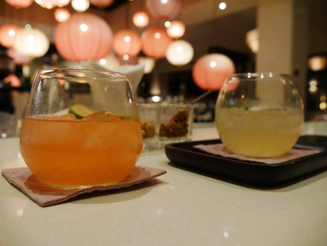 Tonic bar at Fusion Maia Danang Resort
