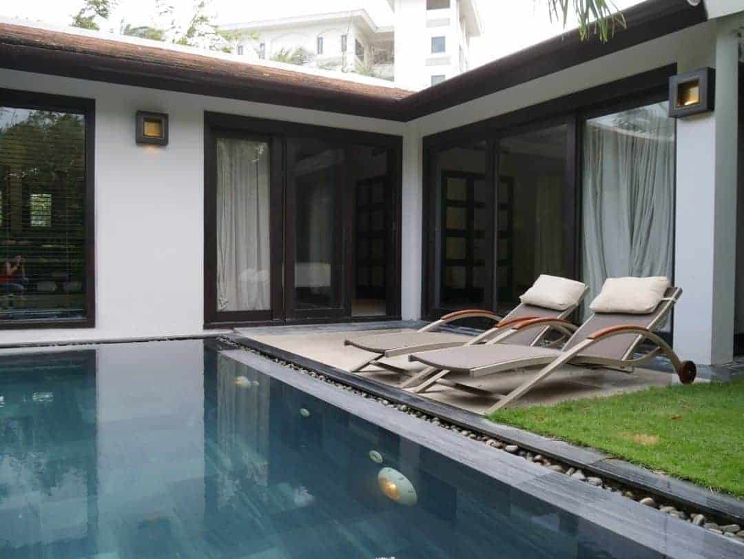 one bedroom villa fusion maia danang