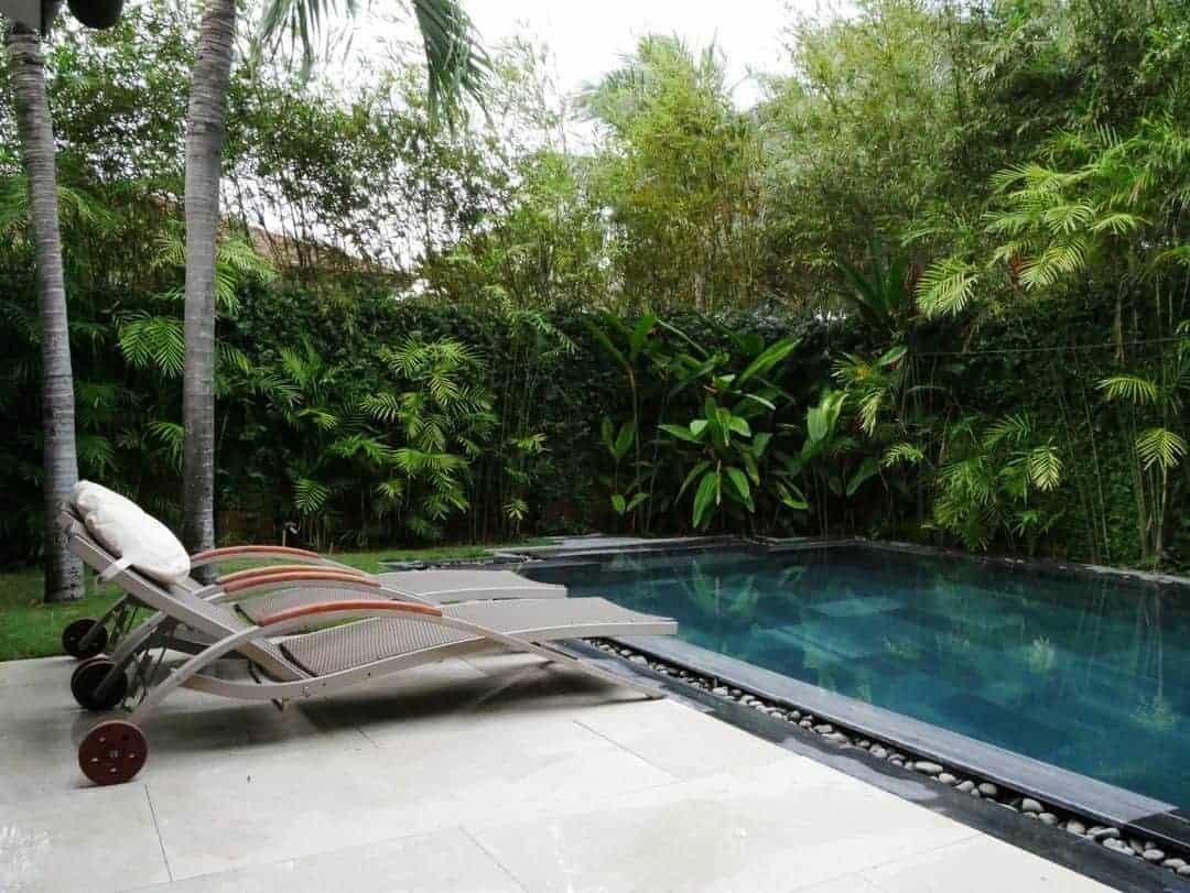 private pool at Fusion Maia Danang