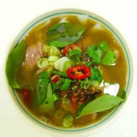 Easy to make Vietnamese Beef Pho