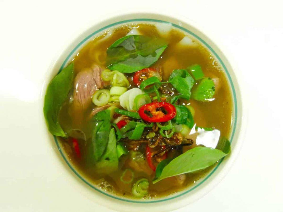 Been to Vietnam and missing Pho? - Here's how you can make it yourself.
