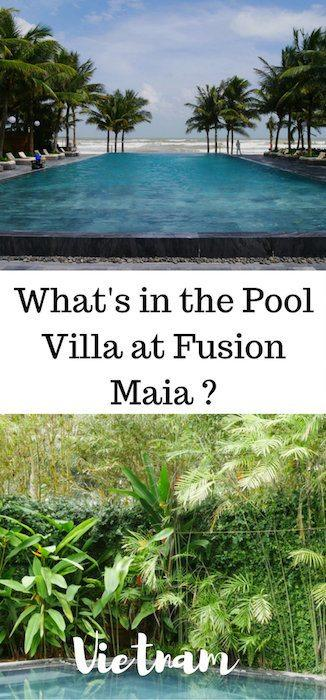 Looking for some where to stay in Da Nang. Look no further than the all inclusive spa resrot Fusion Maia.