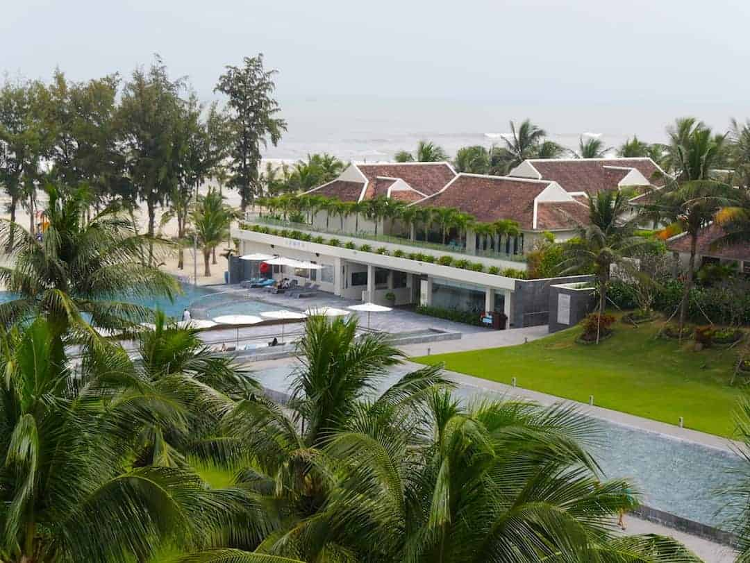 The Beautiful Pullman Danang Beach Resort