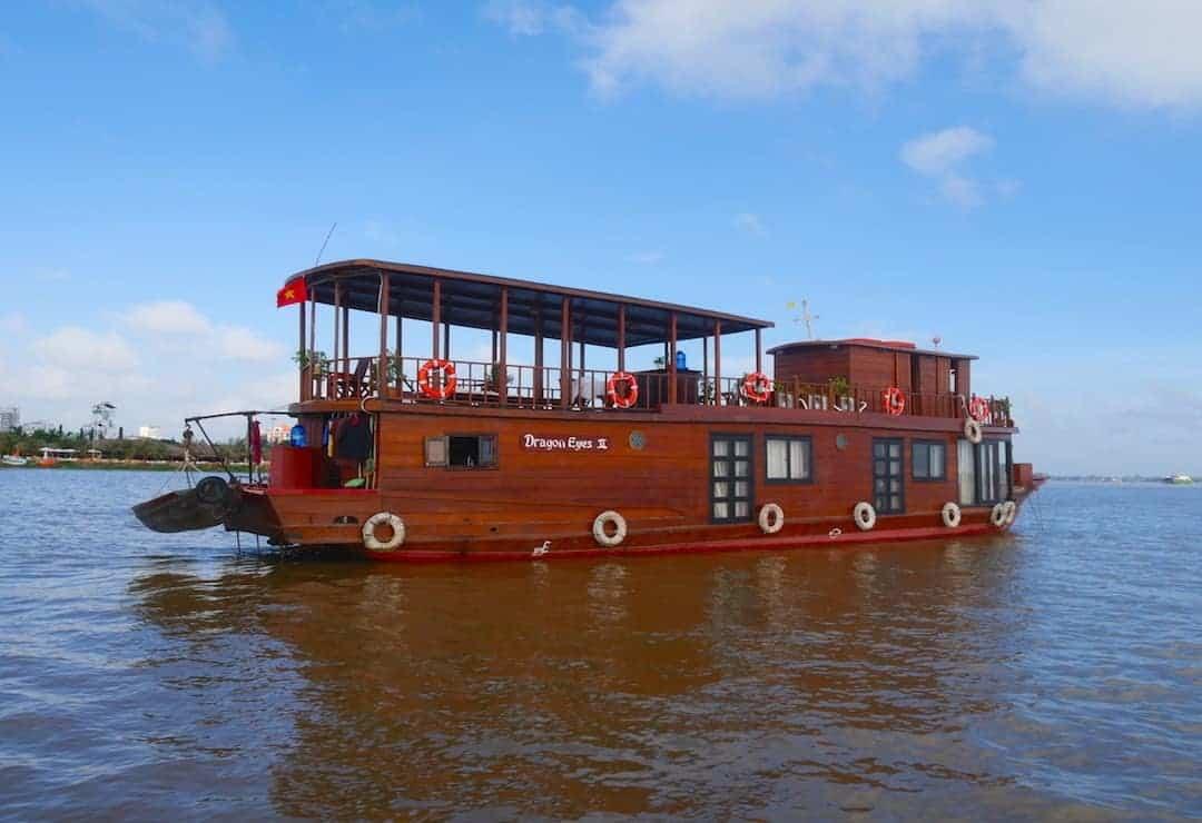 the Dragon Eyes - Mekong River
