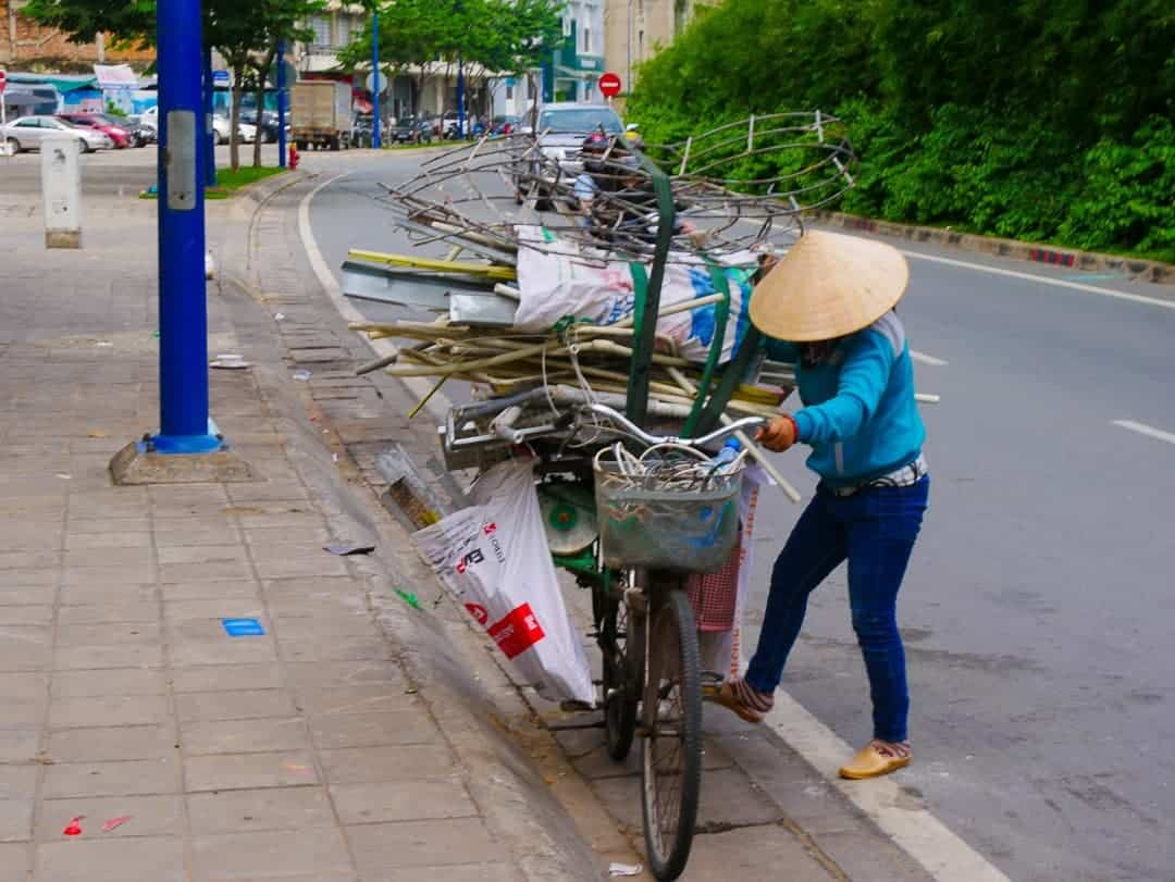 bikes in HCMC