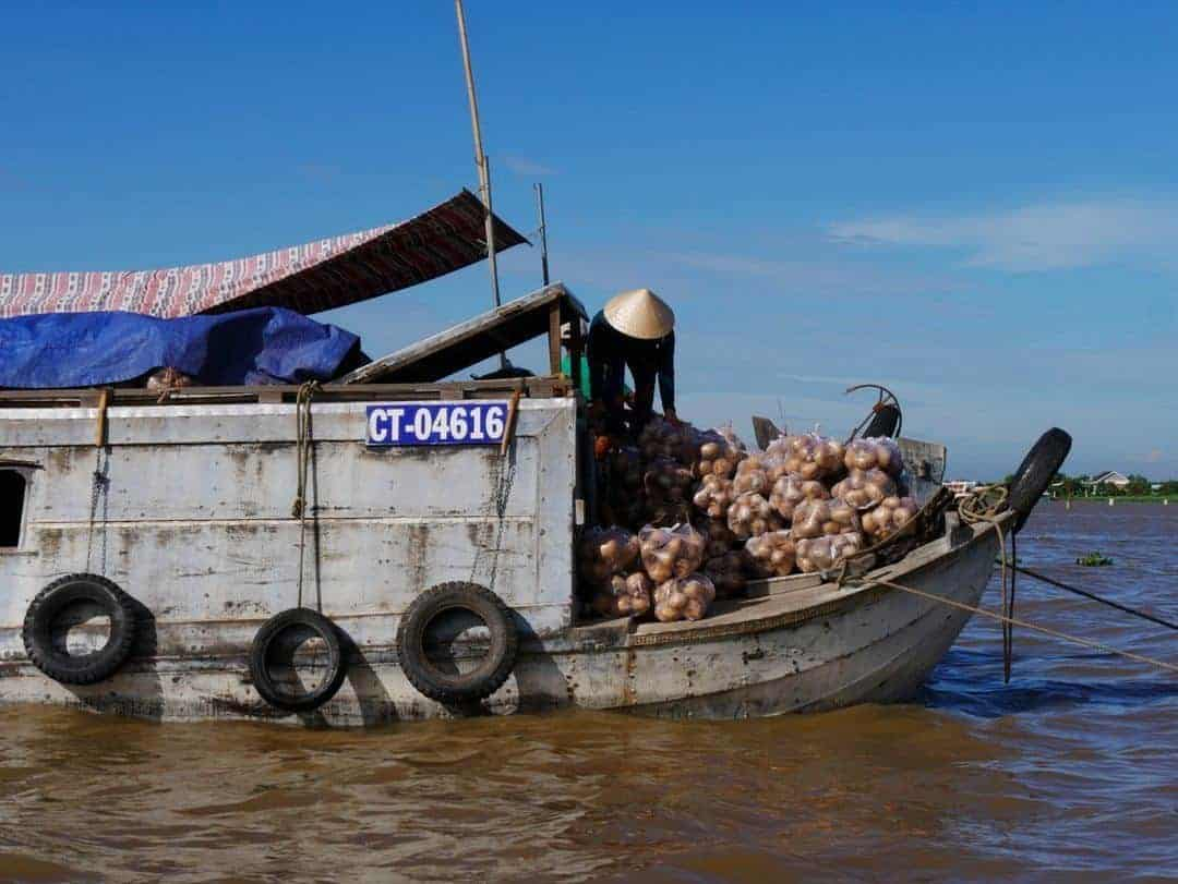 potato-boat-mekong-river
