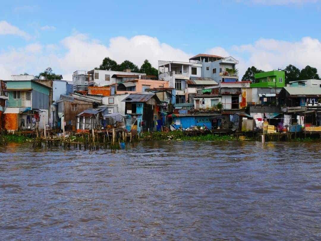 river life mekong river