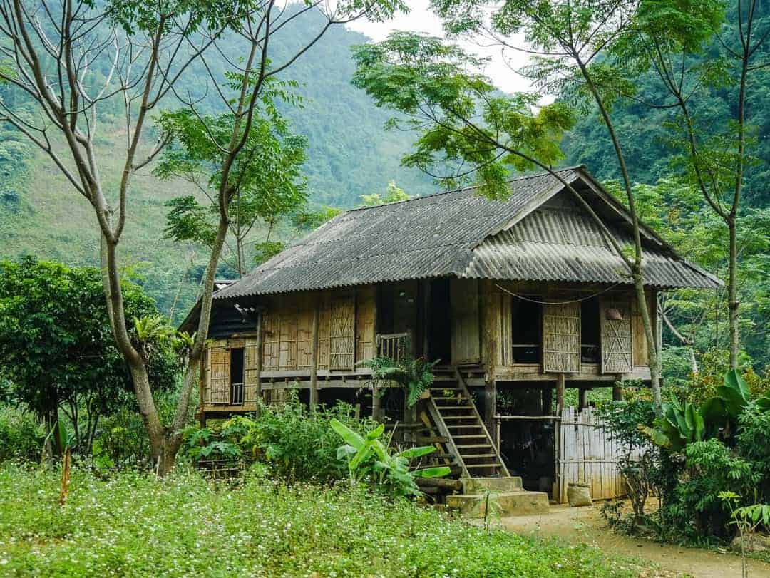 house in Mai Chau