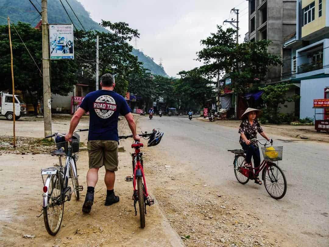 Mai Chau Day trip from Hanoi - Mai Chau town