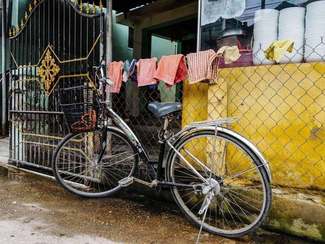 bikes Hoi An Vietnam