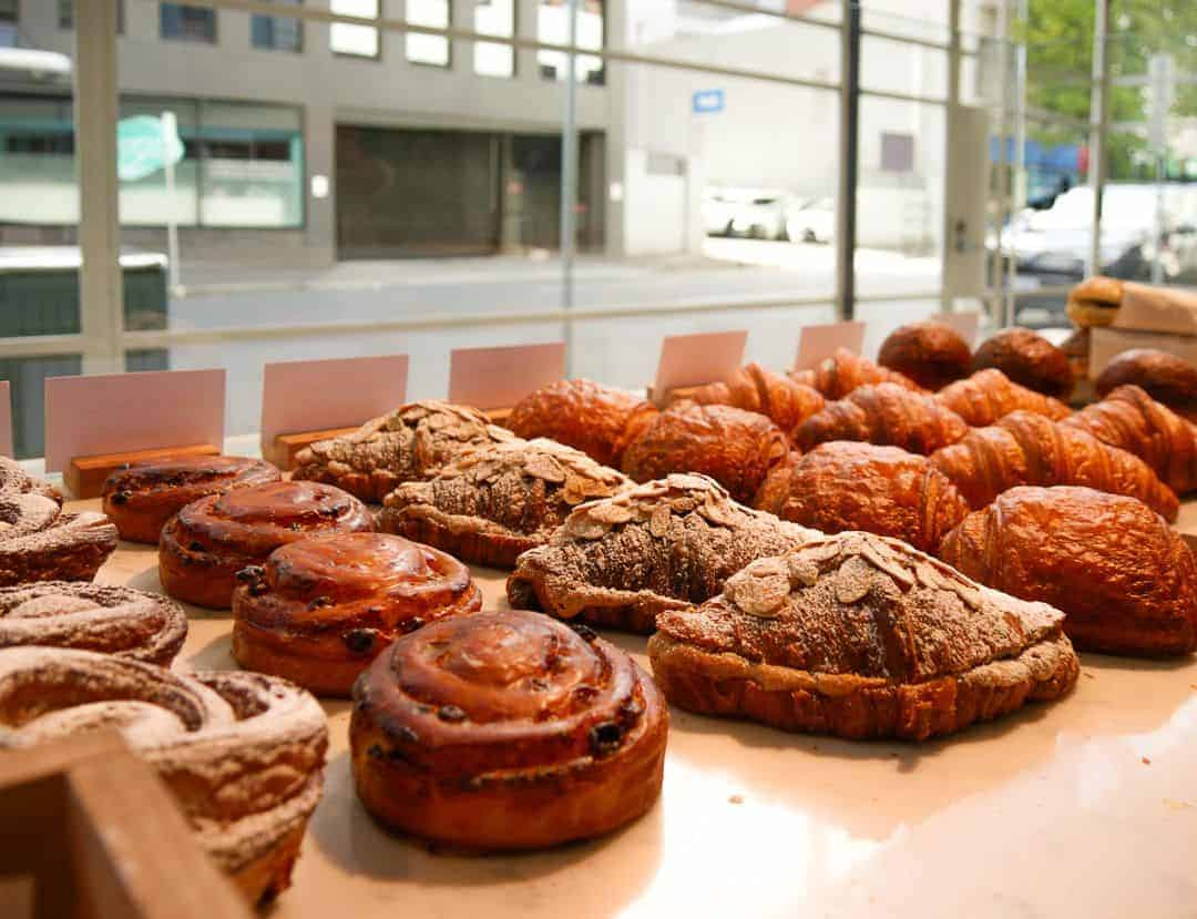 Best food tour in Hobart french pastries